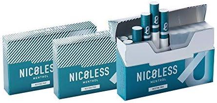 アイコ す ニコレス 【IQOS】アイコスでニコレスを吸ってみた!ニコチン0たばこは不味いか...