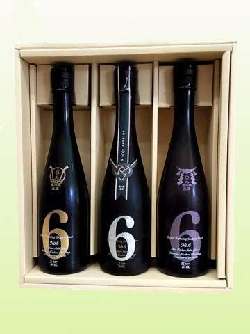 あら まさ 酒造 陸羽132号 六號酵母生誕九十周年記念酒【あらまさ】