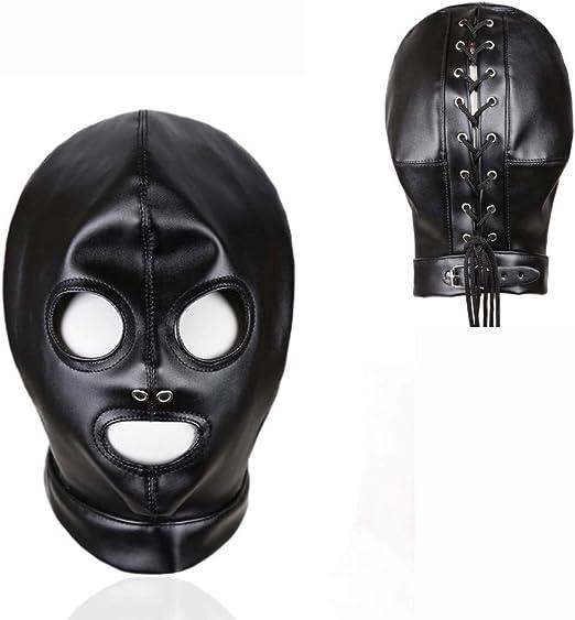 レザー マスク