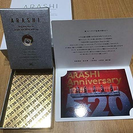 嵐 ファン クラブ 限定 DVD&Blu-ray「ARASHI