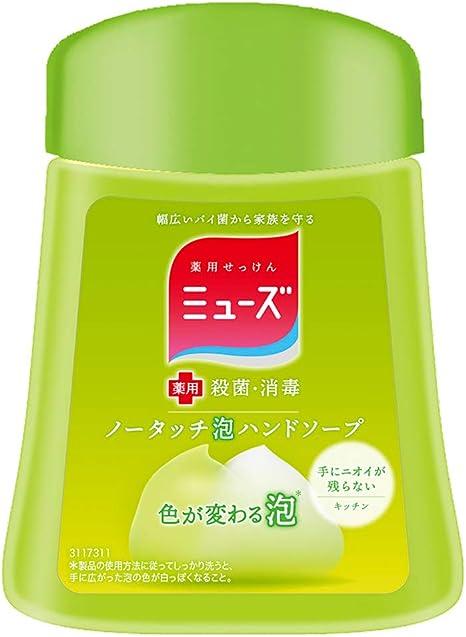 ノータッチ ミューズ 詰め替え Amazon.co.jp: ミューズ ノータッチ