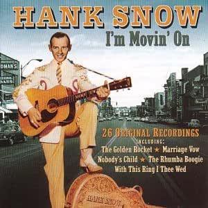 Amazon   I'm Movin' on   Hank Snow   カントリー   音楽