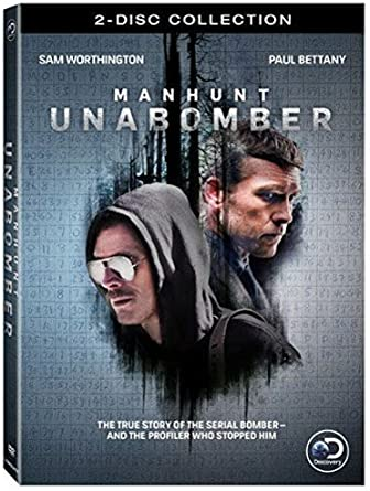 [DVD]Manhunt: Unabomber