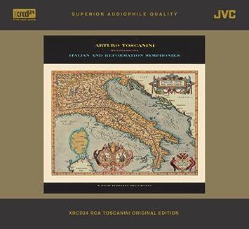 メンデルスゾーン:交響曲第4番「イタリア」&第5番「宗教改革」[XRCD]