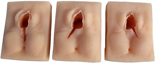 陰部 モデル 付け方 看護学生の方はみんな陰部モデルを着用されるのでしょうか?また、そ....