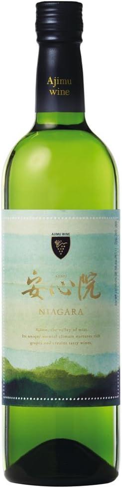ナイアガラ 白 ワイン