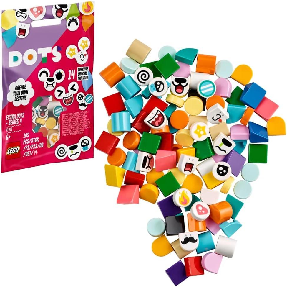 レゴ(LEGO) ドッツ ドッツ タイル - シリーズ4 41931