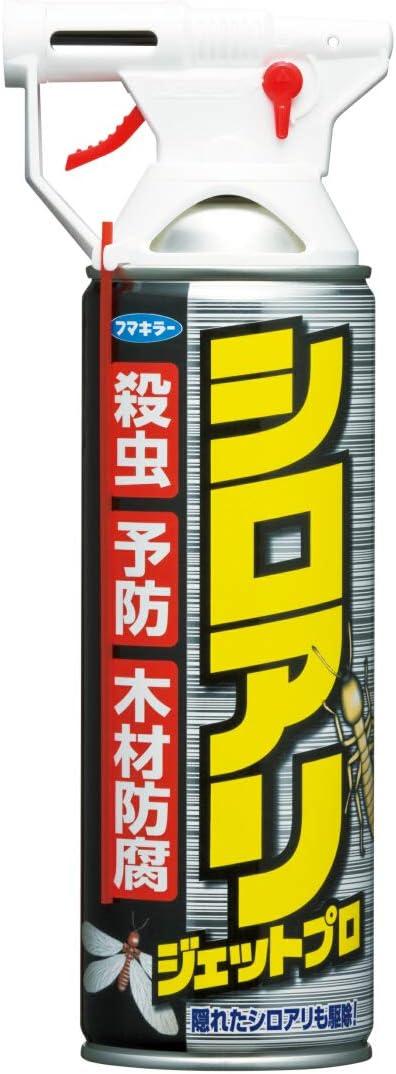 シロアリ 殺虫 剤