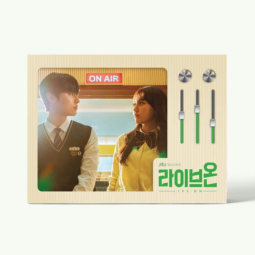 [CD]LIVE ON OST(韓国盤)