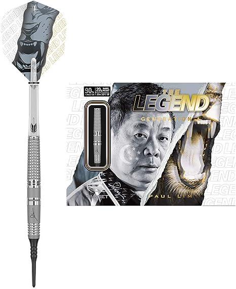 Soft darts TARGET THE LEGEND No.5 100772 Paul Lim player model