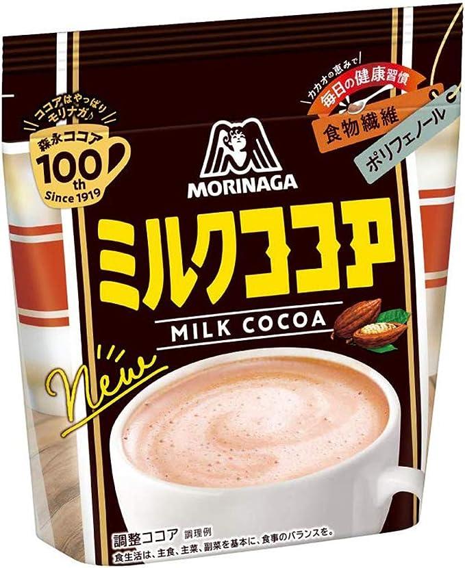森永 ミルク ココア