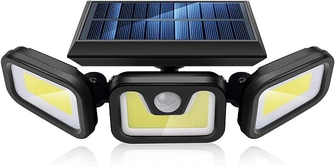 ライト 明るい ソーラー LEDソーラーライト 屋外