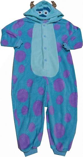 Amazon Co Jp モンスターズインク サリー サイズ150 フリース きぐるみ パジャマ なりきり サイズ130 150 子供 変身パジャマ 着ぐるみ ディズニー 150 服 ファッション小物
