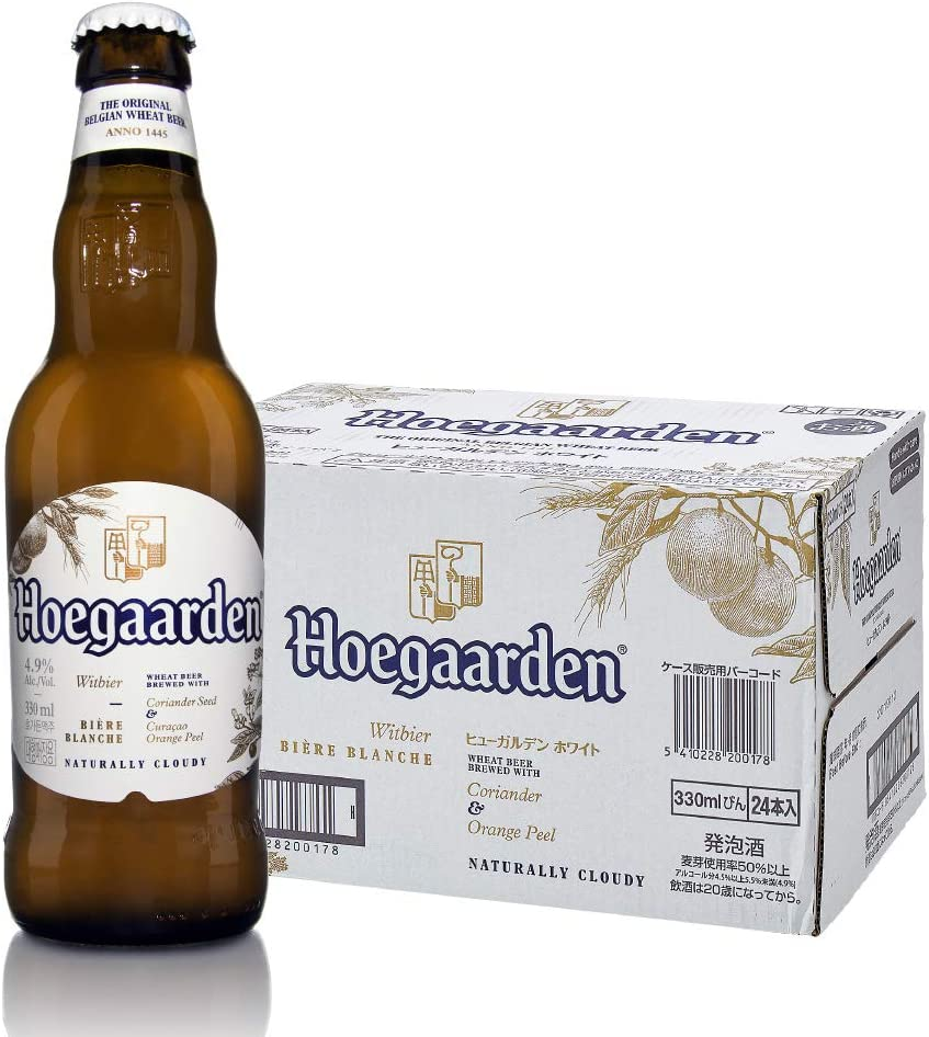 白ビールの人気おすすめランキング17選【おつまみに合う】