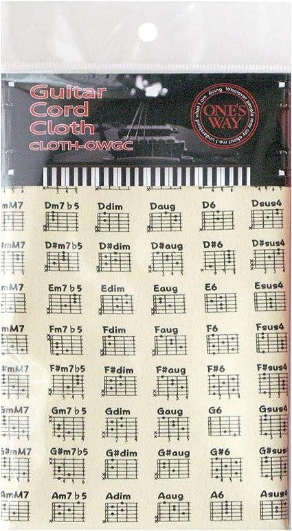 コード 表 ギター 指使い入りギターコード表!押さえ方がわからない初心者にも簡単な番号付き
