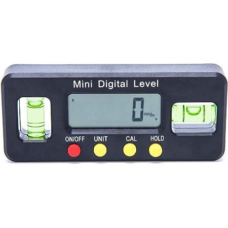 器 デジタル 水平 水平器の種類と使い方! 垂直・水平を確認