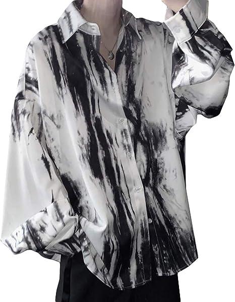 柄物 シャツ