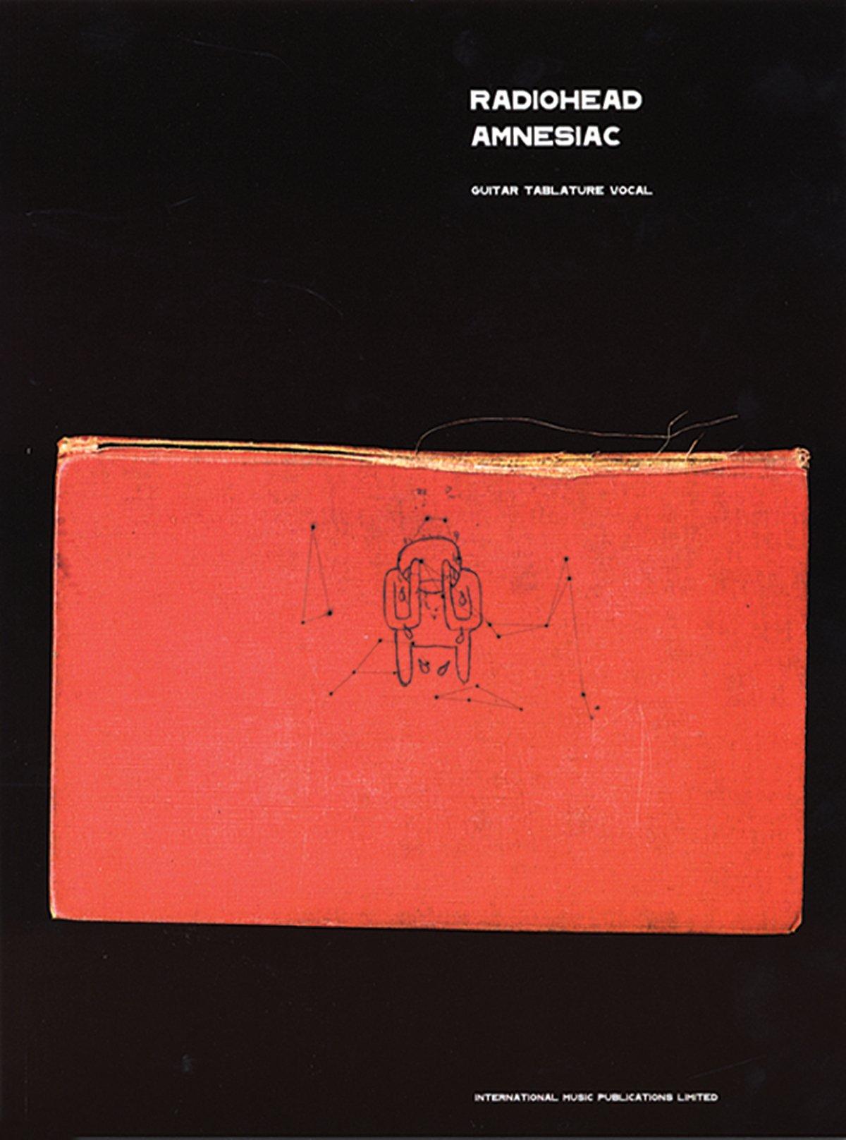 Radiohead Amnesiac Guitar//Tablature//Vocal