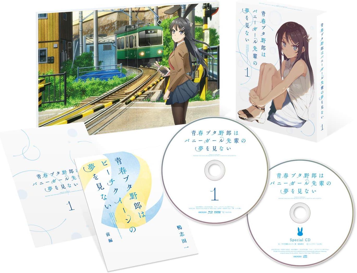 青 ブタ 映画 dvd