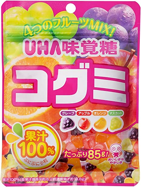 Uha 味覚 糖 【公式】UHA味覚糖 通販サイト UHAサテライト