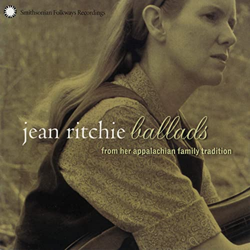 Amazon Music - ジーン・リッチーのJean Ritchie: Ballads from her Appalachian Family  Tradition - Amazon.co.jp