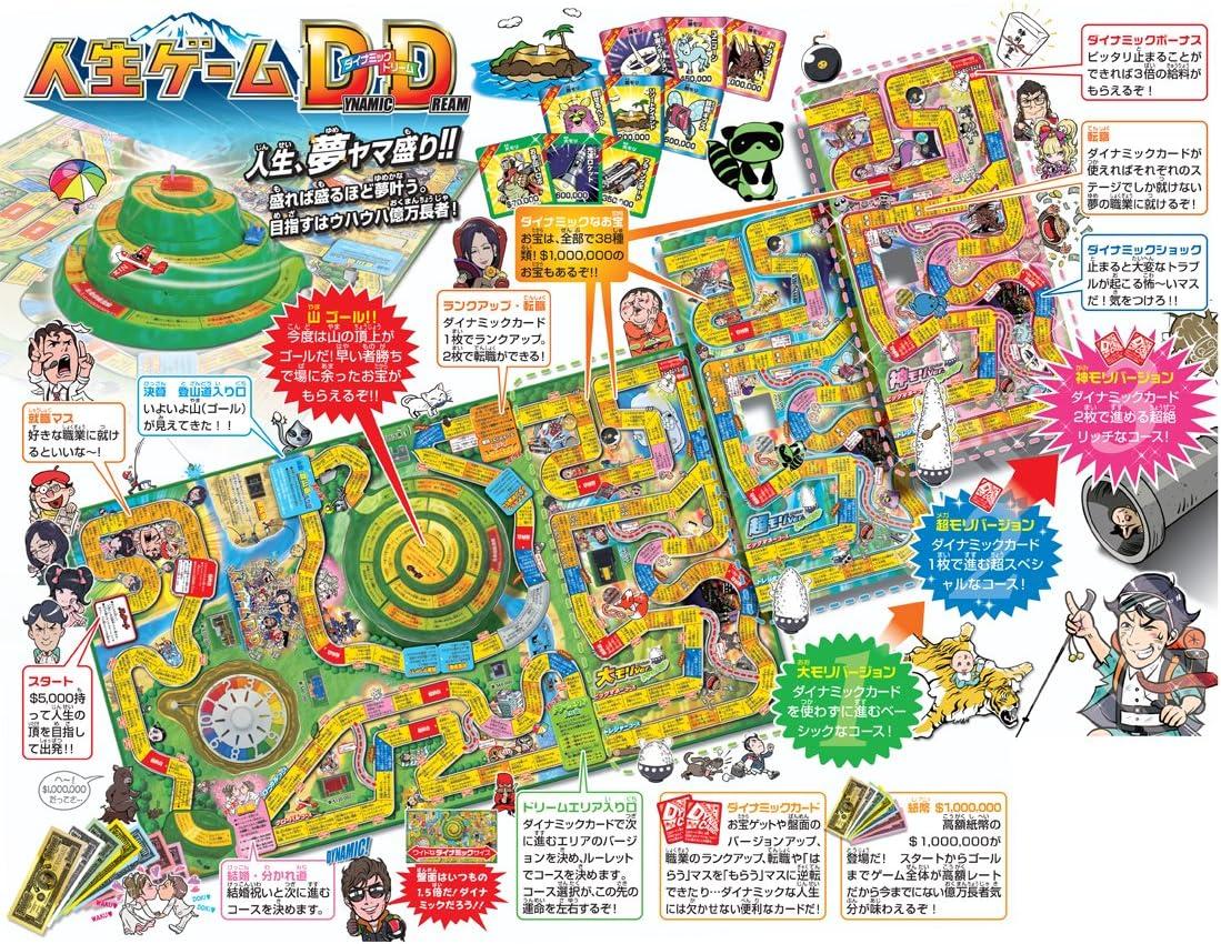 タカラ トミー 人生 ゲーム