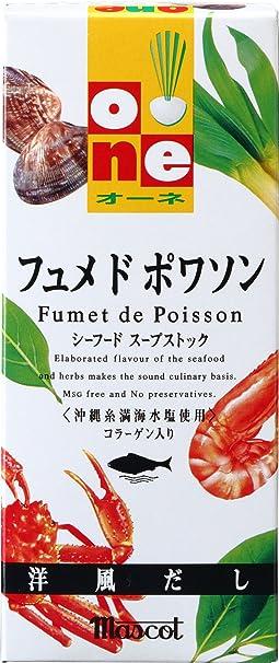 ポワソン ヒュ メド エッサンスポワソンとグラスドポワソン|fond cuisine|note