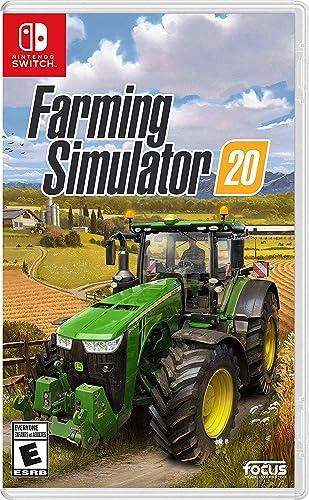 ファーミング シミュレーター 20 ファーミングシミュレーター 20[Nintendo_Switch]