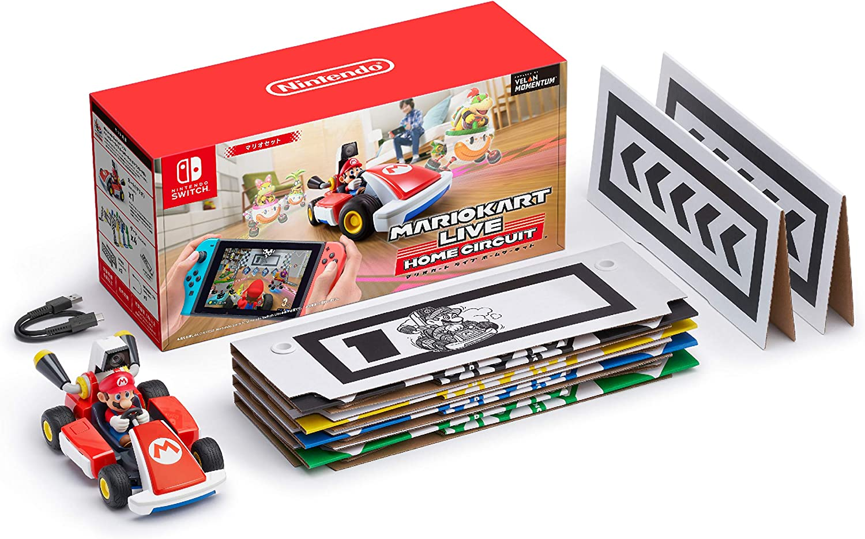 Amazon | マリオカート ライブ ホームサーキット マリオセット | ゲーム