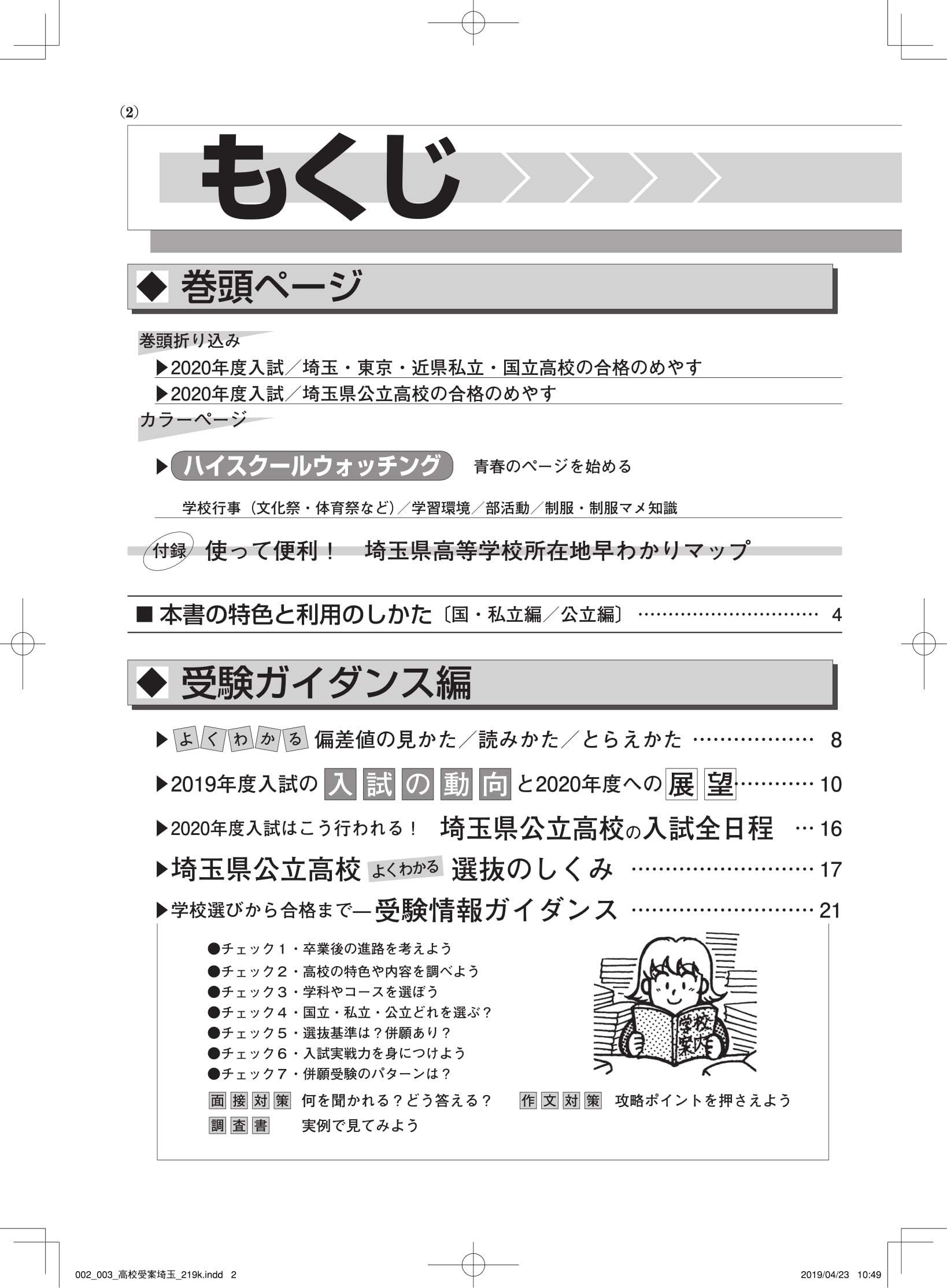 埼玉 県 高校 偏差 値 2020