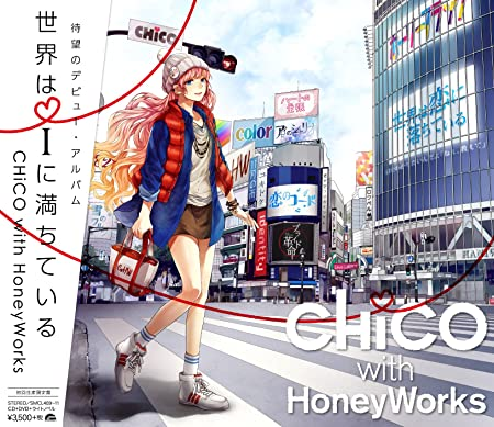 Honeyworks アルバム