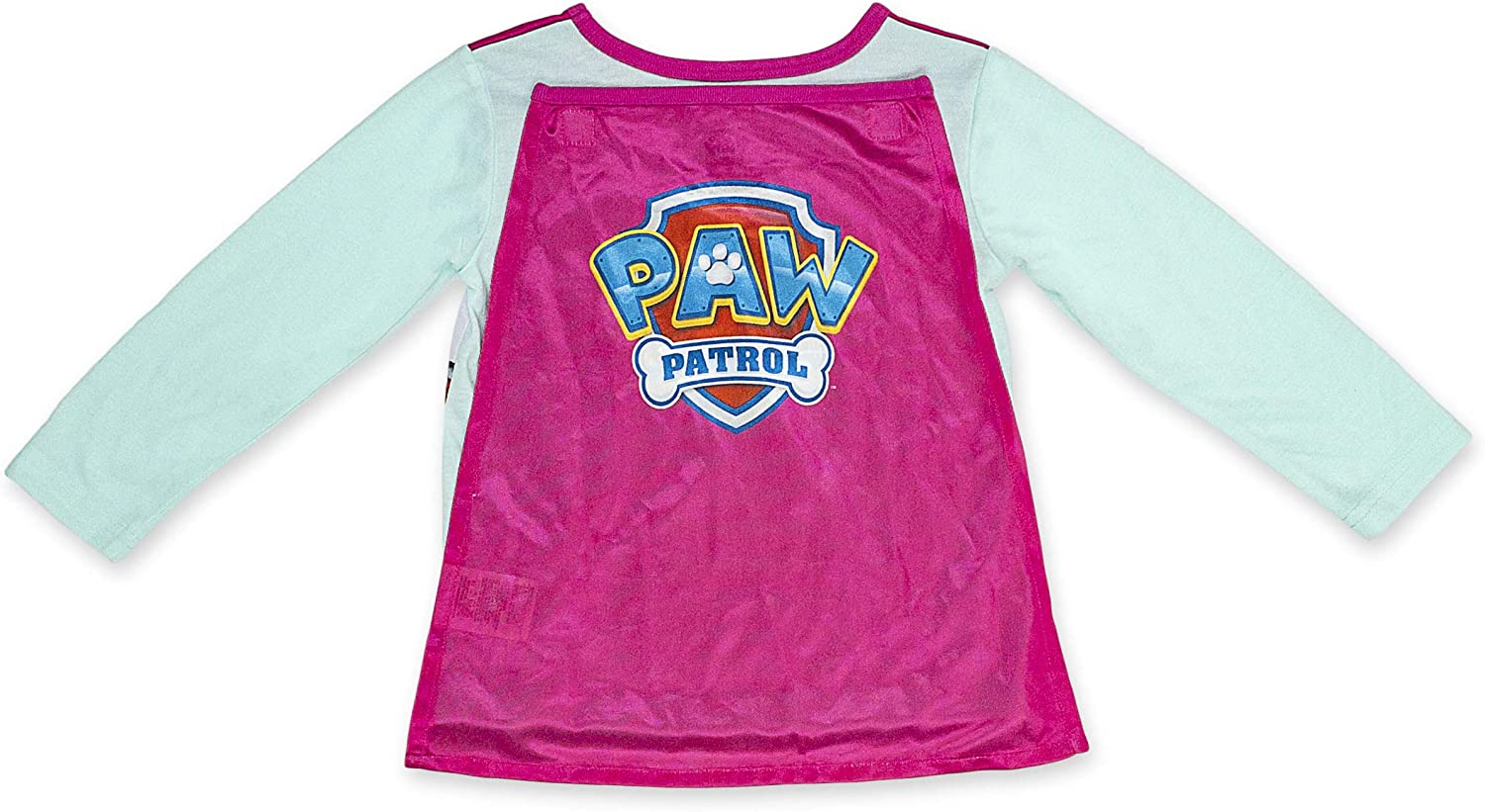 3-6 years Girls Paw Patrol RH1143 Lightweight Hooded Jacket with Bag Size