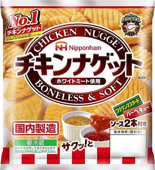 日本 ハム チキンナゲット チキンナゲット - チキン加工品 日本ハム