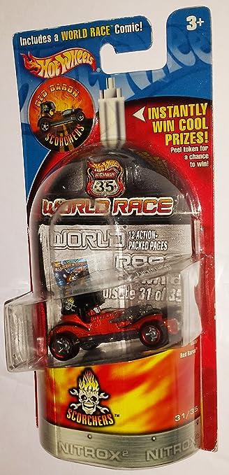 Hot Wheels Highway 35 World Race RED BARON
